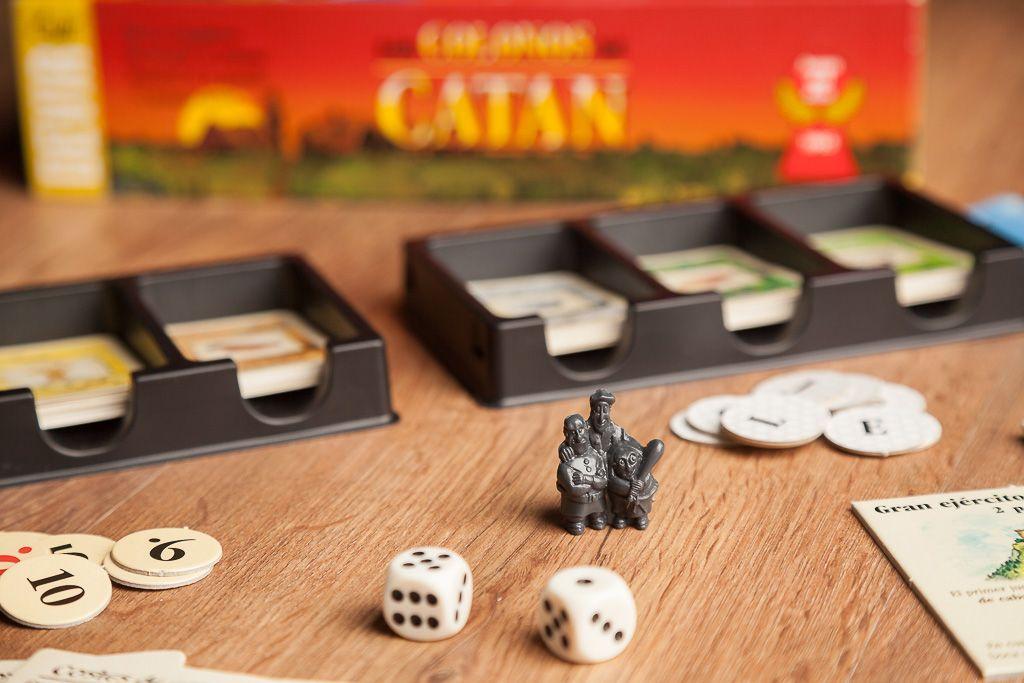 Juegos de mesa de campeonato atr vete con ellos - Catan juego de mesa ...