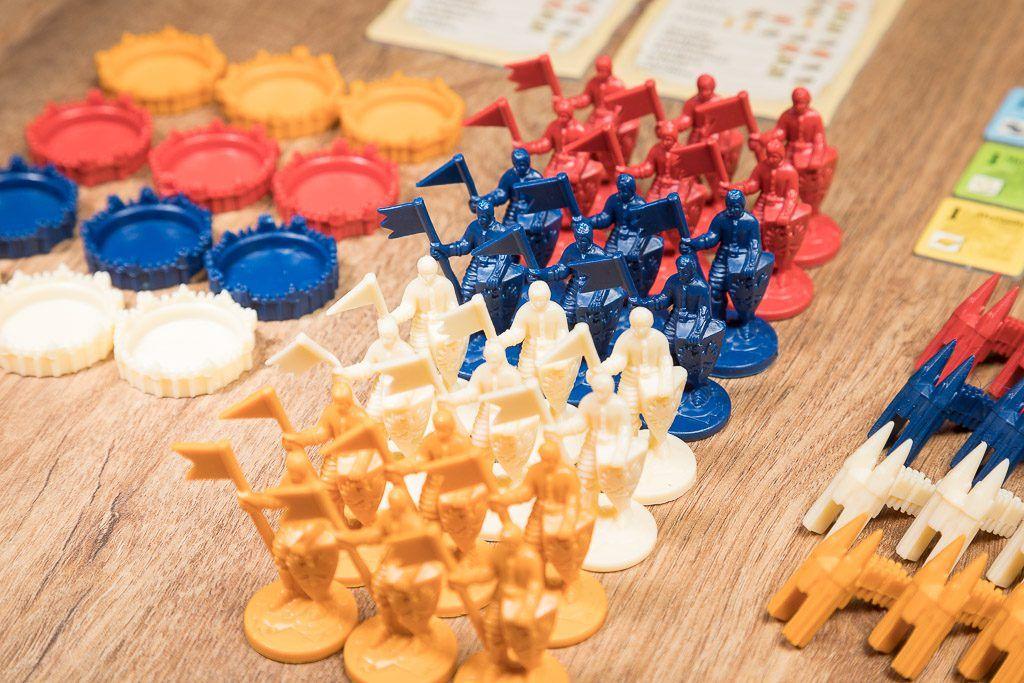Catan, juegos de mesa para jugar con amigos