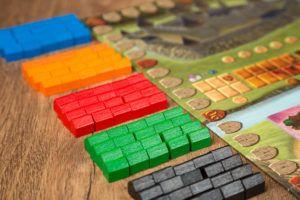 Caylus, nuestras novedades de juegos de mesa de gestión derecursos