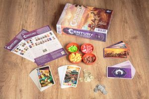 Century, juegos de mesa con ilustraciones fantásticas