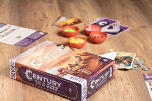 Century: La ruta de las especias, juegos de mesa para encerrarse en casa