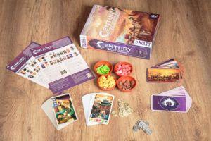 Century, juego de mesa para los mejores comerciantes