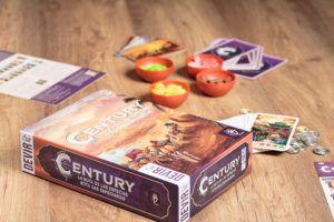 Century, nuestras novedades de juegos de mesa de gestión de recursos