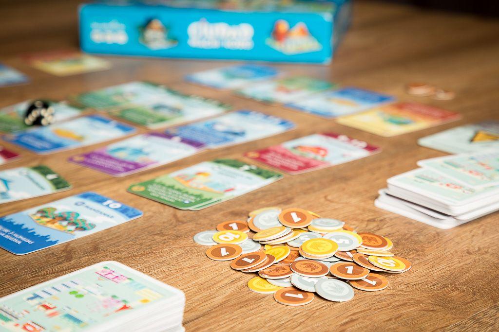 Ciudad Machi Koro, juegos de mesa para este verano
