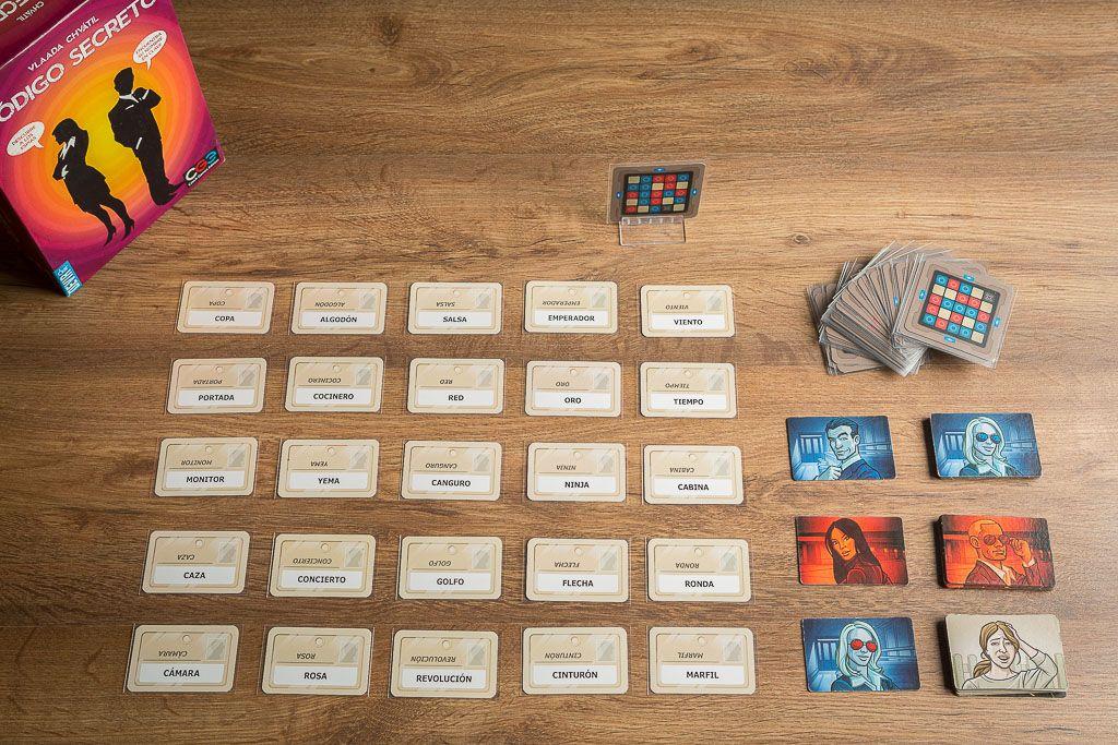Código secreto, Spiel-des-Jahres