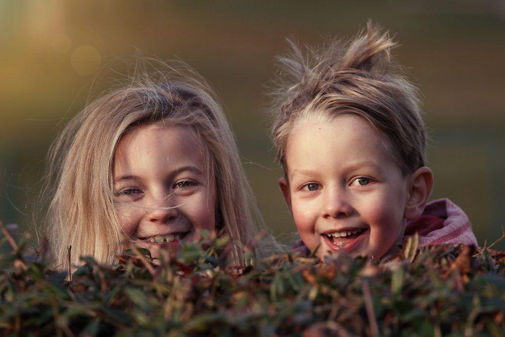 Cómo estimular los 5 sentidos de tus hijos