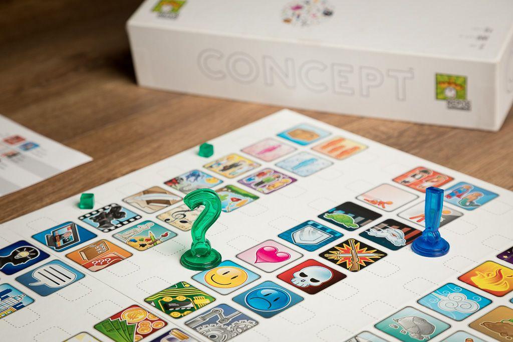 Concept, juegos de mesa para jugar con tu cuñado