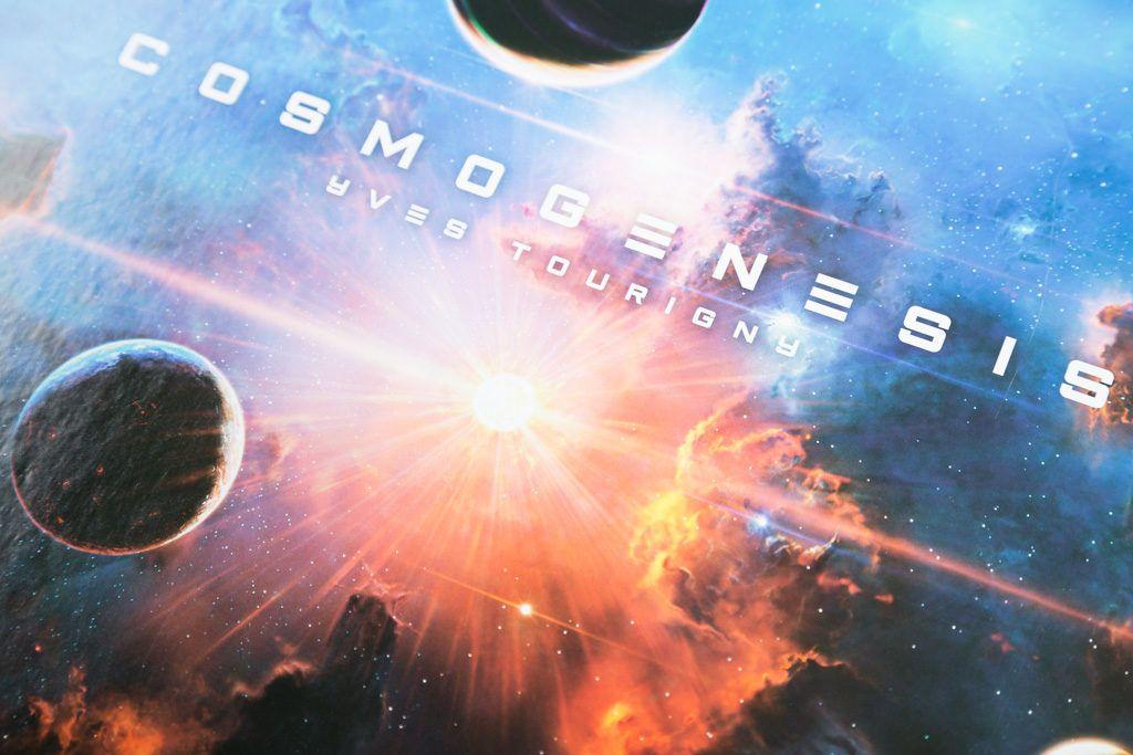 Cosmogenesis, nuestras novedades de juegos de mesa de gestión de recursos