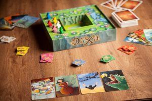 Juegos en familia con Dixit
