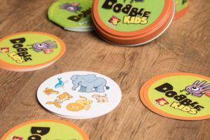 Dobble Kids, nuestros clásicos infantiles