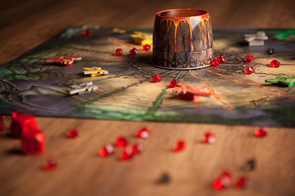 Dragones de fuego, juegos de mesa para regalar a tus hijos