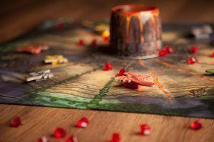 Dragones de fuego, juegos infantiles de HABA