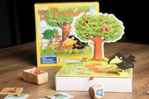 El frutalito, juegos de mesa infantiles para regalar en navidad