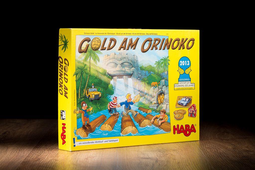 El oro de Orinoko, beneficios de los juegos de mesa