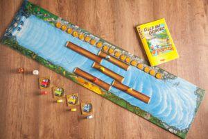 El oro de Orinoko, juegos de mesa para jugar la noche de reyes