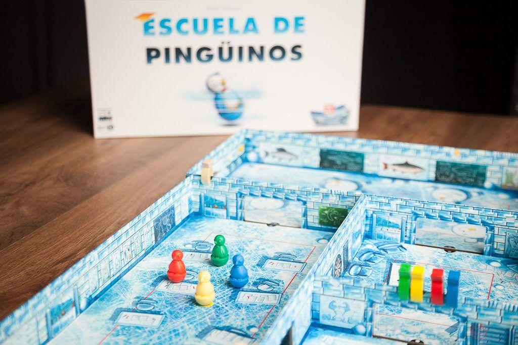 Escuela de pinguinos, Spiel-des-Jahres