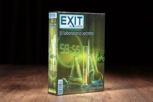 Exit, juegos de mesa para soportar la cuesta de enero