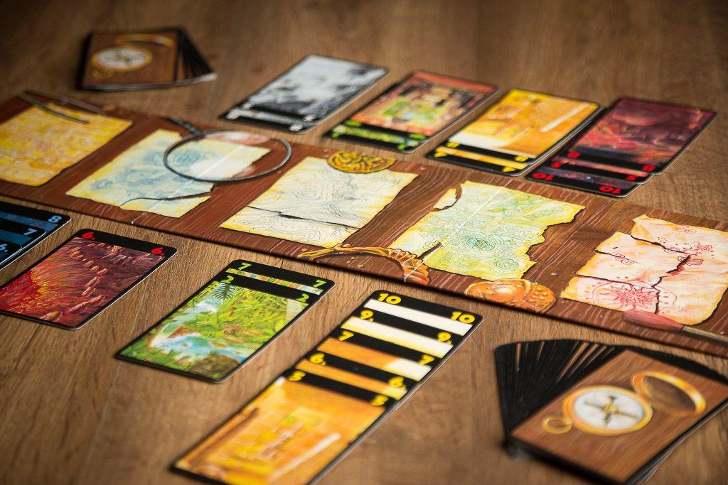 Exploradores, juegos de mesa para jugar con tu mejor amiga