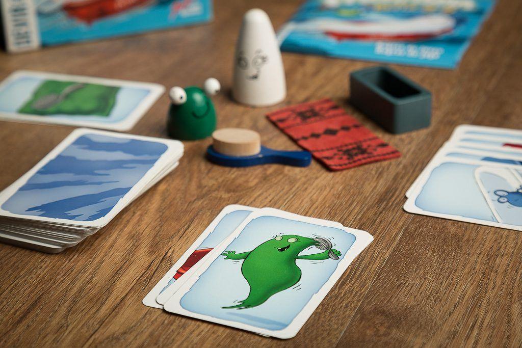 Fantasma Blitz 2.0, juegos de mesa para mejorar la moticidad global