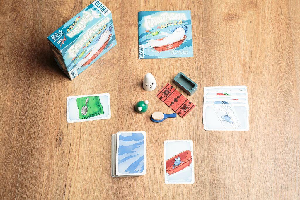 Fantasma Blitz 2.0, juegos de mesa para despedir el otoño