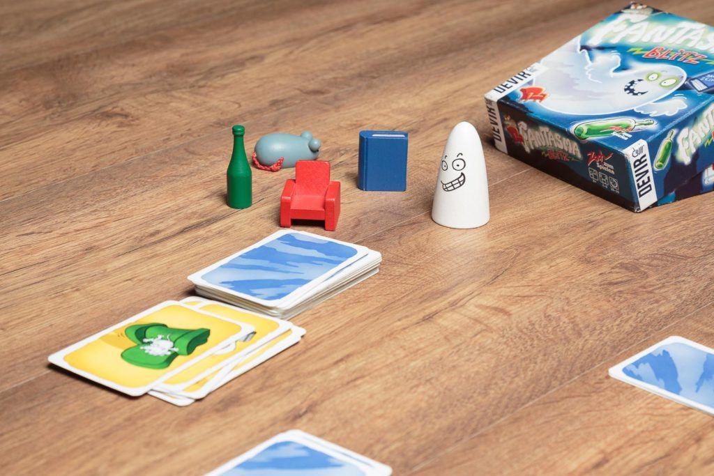 Fantasma blitz 2.0, juegos de mesa para días de lluvia