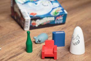 Fantasma Blitz, juegos de mesa para sacar y jugar