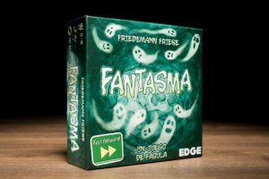 Fast Forward Fantasma, juegos de mesa que te quitarán el hipo