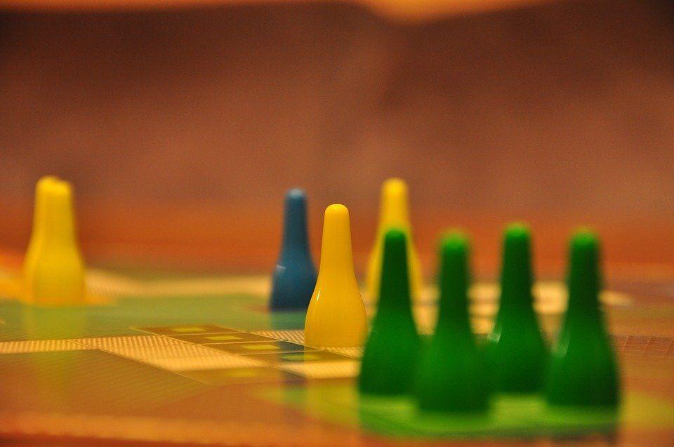 Game, juegos de mesa para el calor