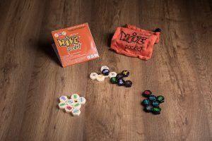 Hive pocket, juegos de mesa para veladas únicas