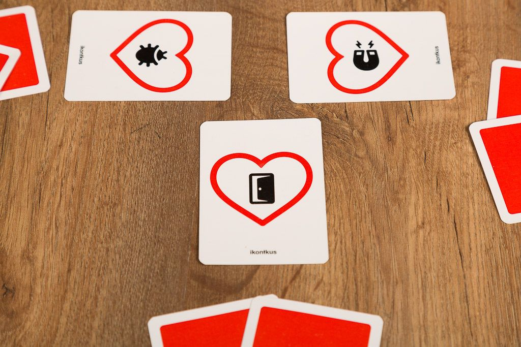 Ikonikus, juegos de mesa para jugar con tus compañeros de piso