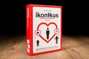 Ikonikus, juegos de mesa para regalar en San Valentin