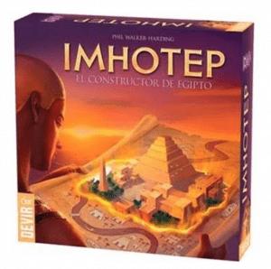 Imhotep, juegos de mesa para aprender historia y cultura