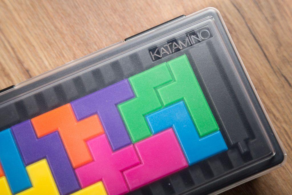 Katamino, juegos de mesa para gemelos