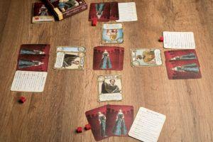 Love letter, juegos de mesa para familias numerosas
