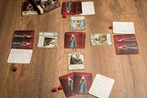 Love letter, juegos de mesa para trasladarte a tiempos lejanos