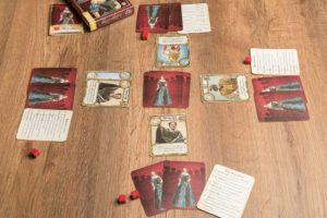 Love Letter, juegos de mesa que te trasladarán a otra época