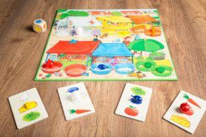 Mi primer tesoro de juegos, los 7 juegos de mesa más vendidos estas navidades