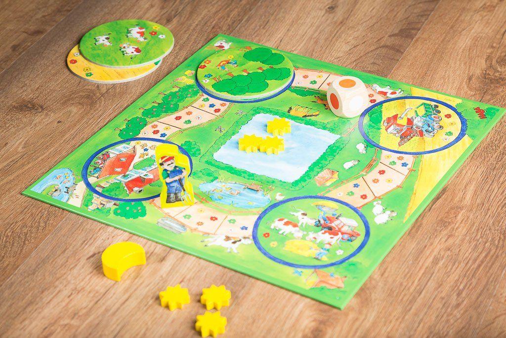 Juegos de mesa a partir de 2 a os diversi n para los for Cazafantasmas juego de mesa