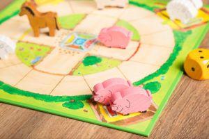 Mi primer tesoro de juegos, juegos de mesa para cuando los niños están enfermos