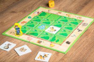 Mi primer tesoro de juegos, juegos de mesa para pedir a los reyes magos