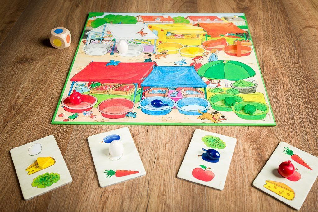 Mi primer tesoro de juegos, nuevos estilos de juegos de mesa