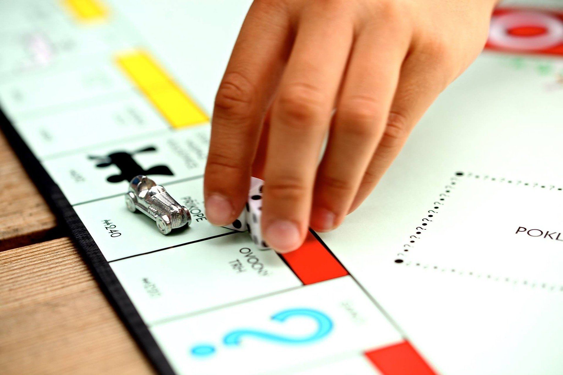 Monopoly, juegos de mesa anunciados en TV