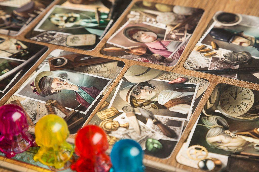 Mysterium, juegos de mesa de deducciones