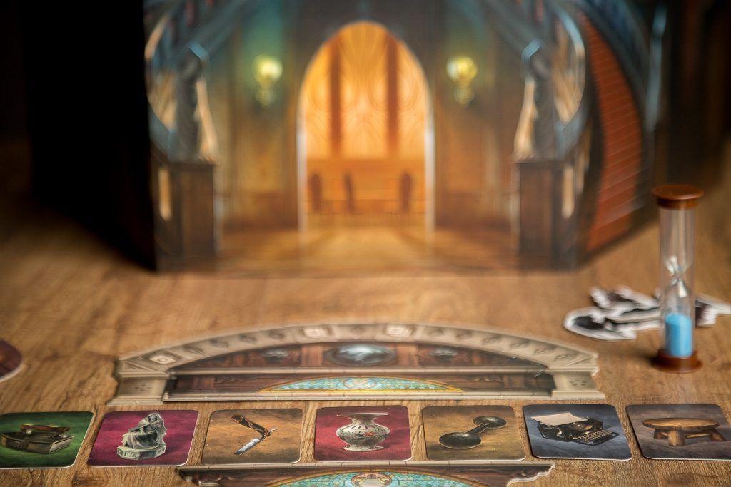 Mysterium, juegos fantasmagóricos