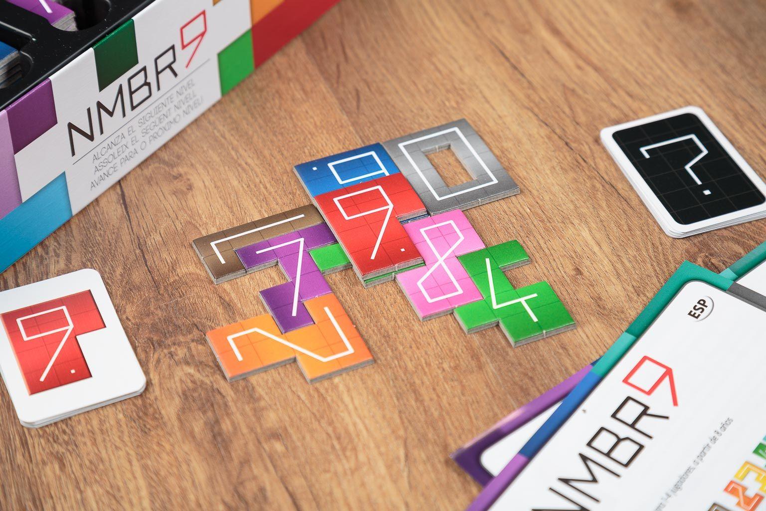 NMBR9, juegos de mesa para jugar en el hospital
