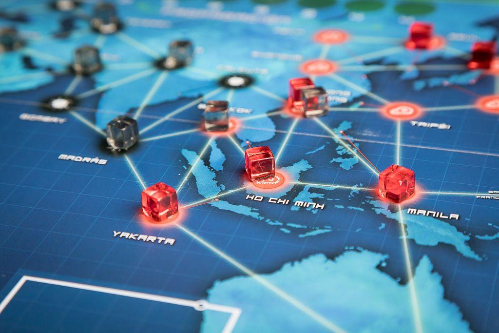 Pandemic, nuevos estilos de juegos de mesa