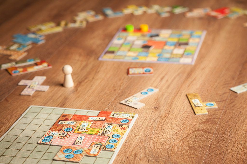 Patchowrk, juegos de mesa para desarrollar el razonamiento logico