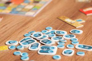 Patchwork, juegos de mesa tipo Tetris