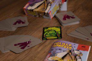 Polilla Tramposa. juegos de mesa para meriendas en el parque