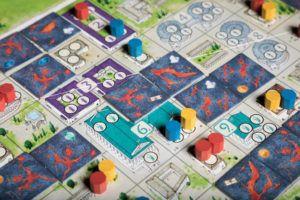 Pompeya, juegos de mesa para jugar con tus amigas